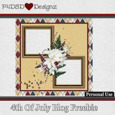 July 4th QP Freebie