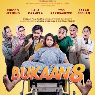 Download Film Bukaan 8 (2017) BluRay 720p Full Movie