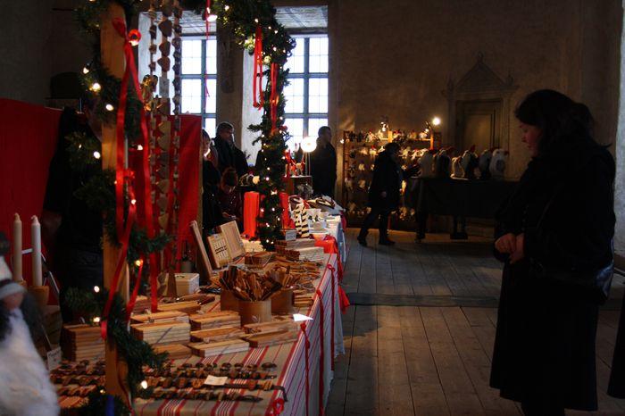 julmarknad kalmar slott öppettider