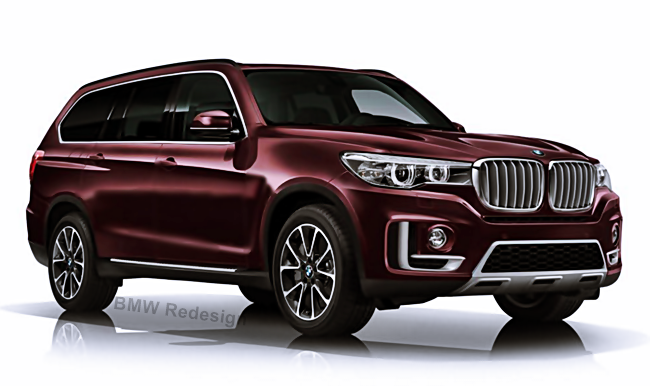 Officiel : la nouvelle BMW X7