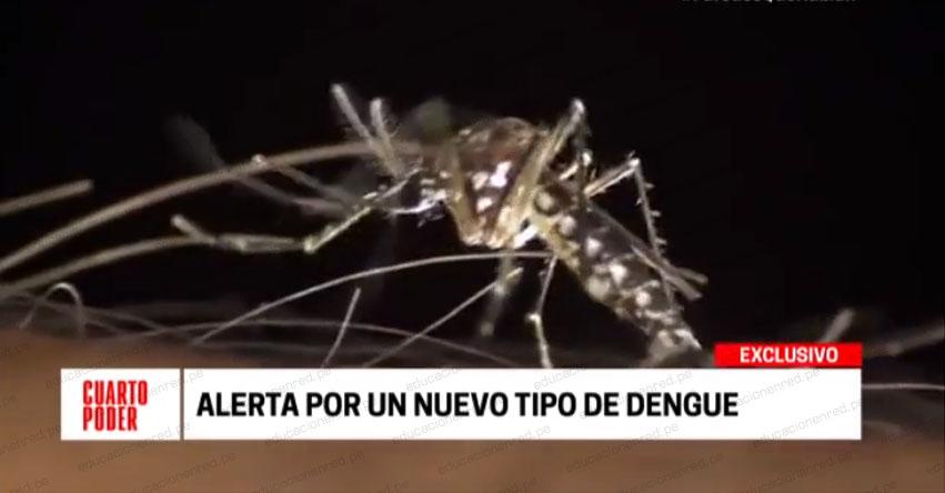 Tres regiones en alerta tras emergencia sanitaria por brote de dengue