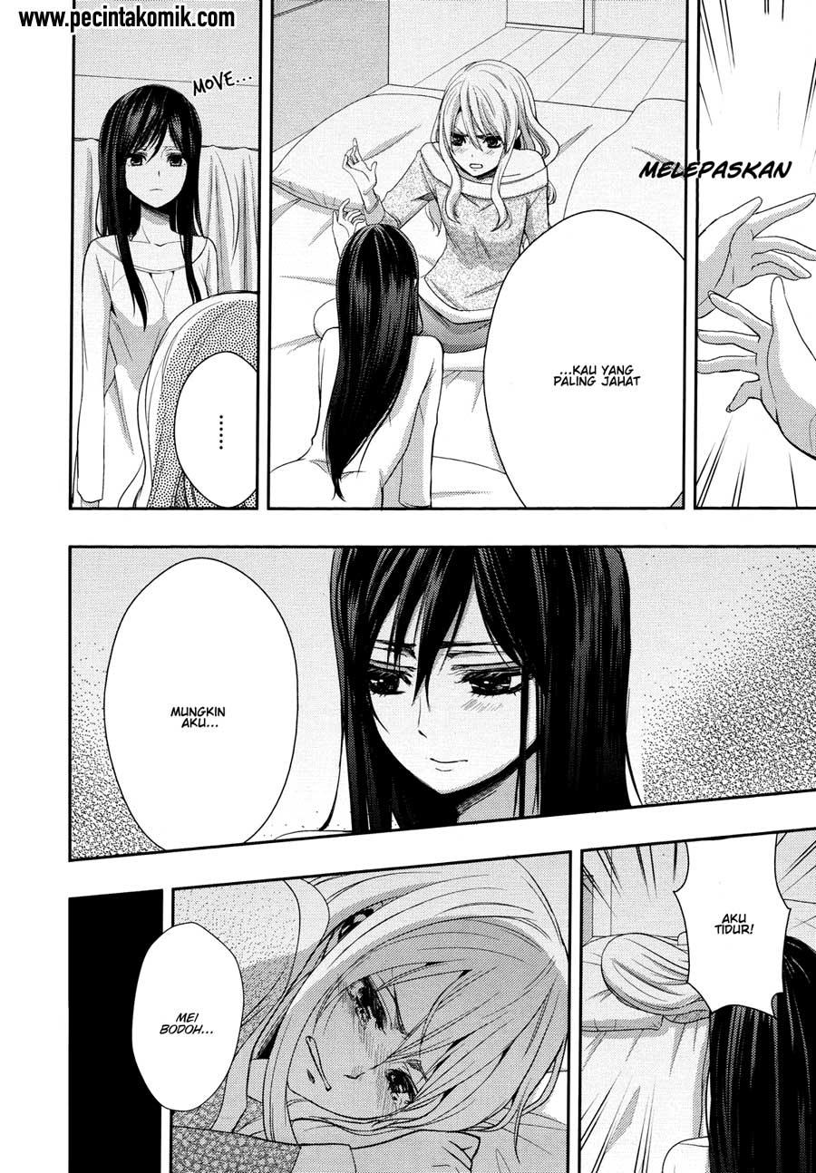 Manga Citrus Chapter 4 Bahasa Indonesia