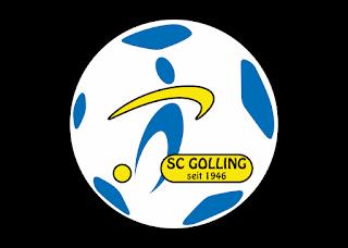 SC Golling Logo Vector