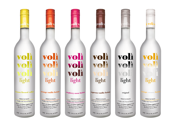 My Scraps | Voli Vodka selection