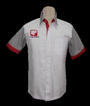 baju seragam kerja murah