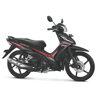Harga Honda New Revo Fi CW April 2016