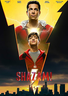 SHAZAM Review - Not Horrible, But..
