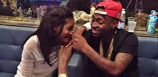 Davido and ex girlfriend sira