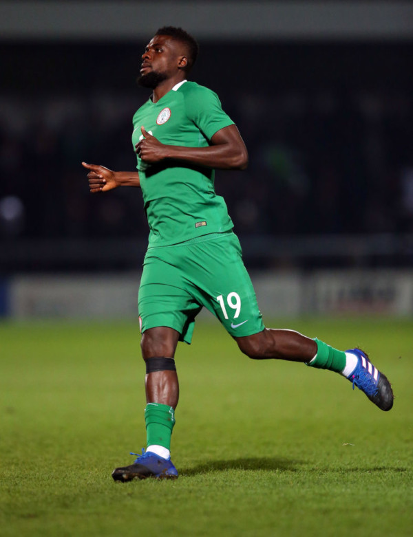 Nigeria fined by FIFA for fielding ineligible Player in Algeria Clash
