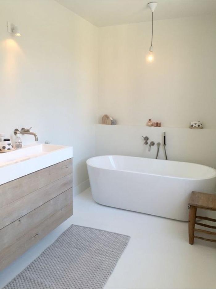 Stile naturale in bagno: idee e consigli  Blog di arredamento e interni - Dettagli Home Decor