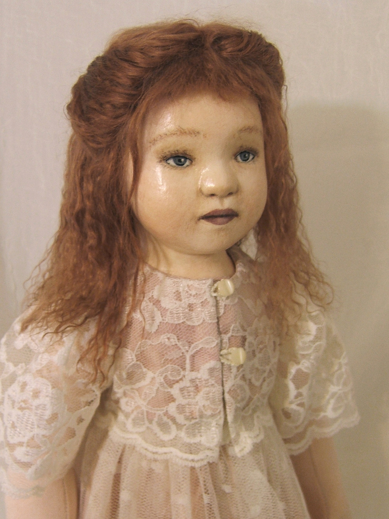 dolls soft lamb curl Doll wig making Baby lamb skin short curls seat covers
