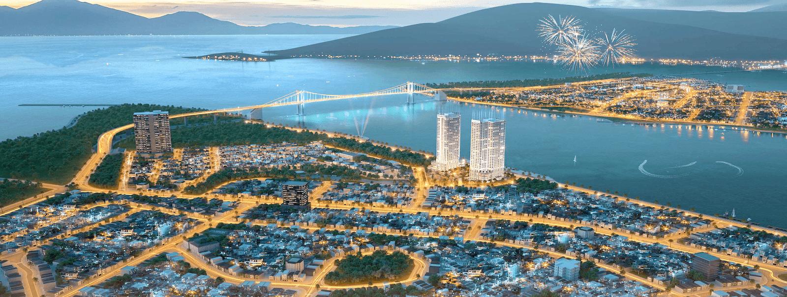 Chung cư Movenpick Han River Đà Nẵng