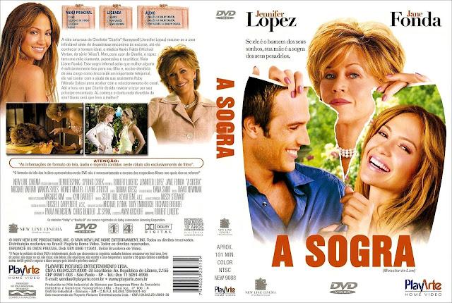 Capa DVD A Sogra