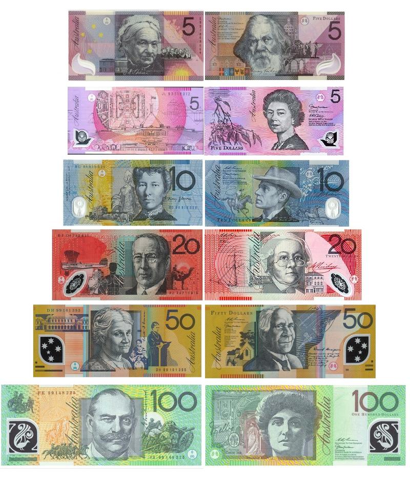 Supernova之家: 大洋洲與孤立群島貨幣(Oceanian & Isolated Island's Currency)