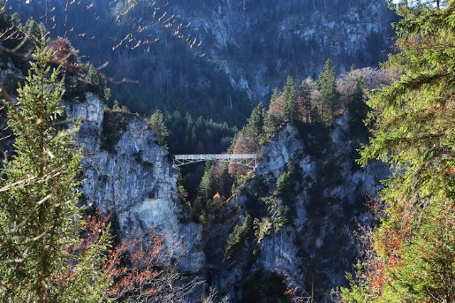 Marienbrücke Schloss Neuschwanstein