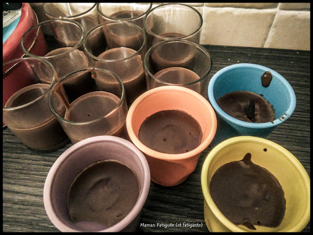 creme dessert chocolat maison