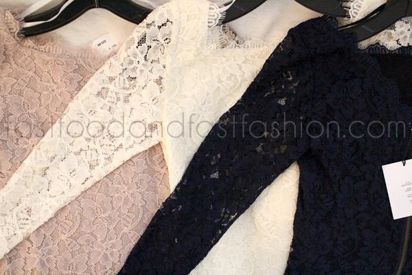 Wear It Five Ways: Diane von Furstenberg Lace Zarita Dress