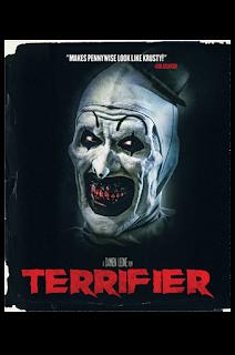 Terrifier Blu-Ray