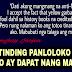 Sangkay Janjan: Dati akong anti-Marcos, pero Marcos loyalist na dahil sa nalaman ko