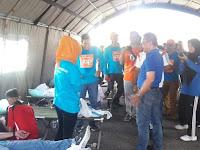 Peringati HUT ke-29, PPI Kobi Gelar Senam Bersama dan Donor Darah