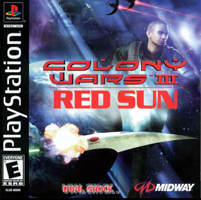 descargar colony wars red sun psx mega