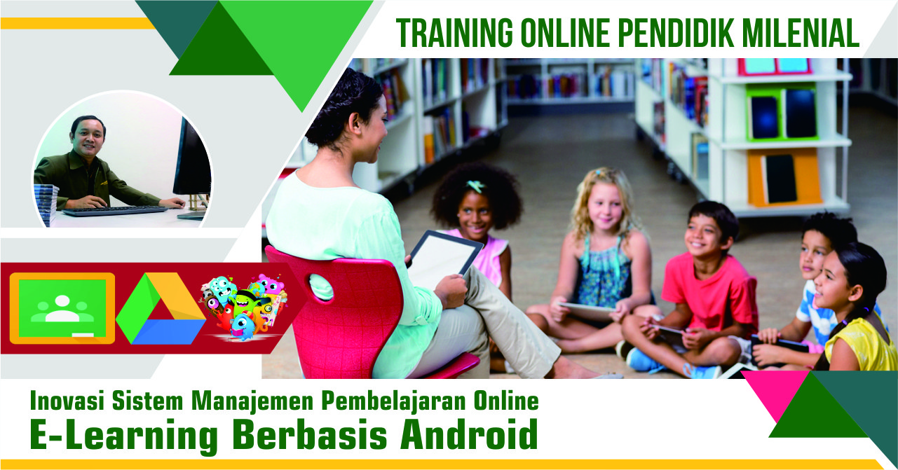Training Online E-Learning Berbasis Android
