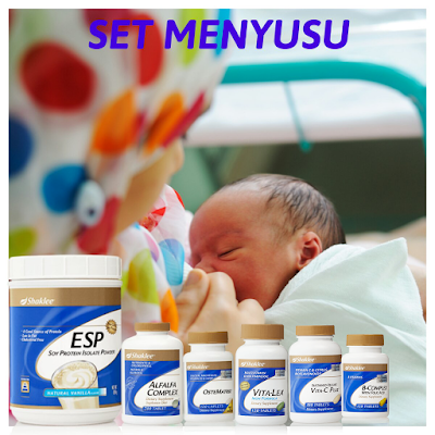 Image result for set menyusu shaklee