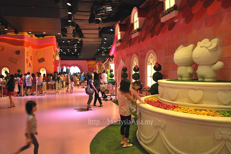 Hello Kitty Town Johor Pictures Malaysia Asia Travel Blog