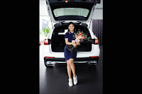 Hoàng Yến Chibi mua xe Mercedes GLC 200 1,7 tỷ đồng