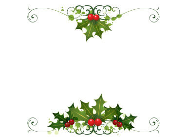 Christmas cliparts 2017 borders