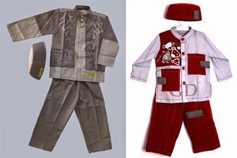 model baju koko anak 2016