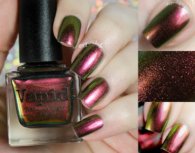 Vapid Lacquer Crab Nebula | Cosmos Collection • Part One