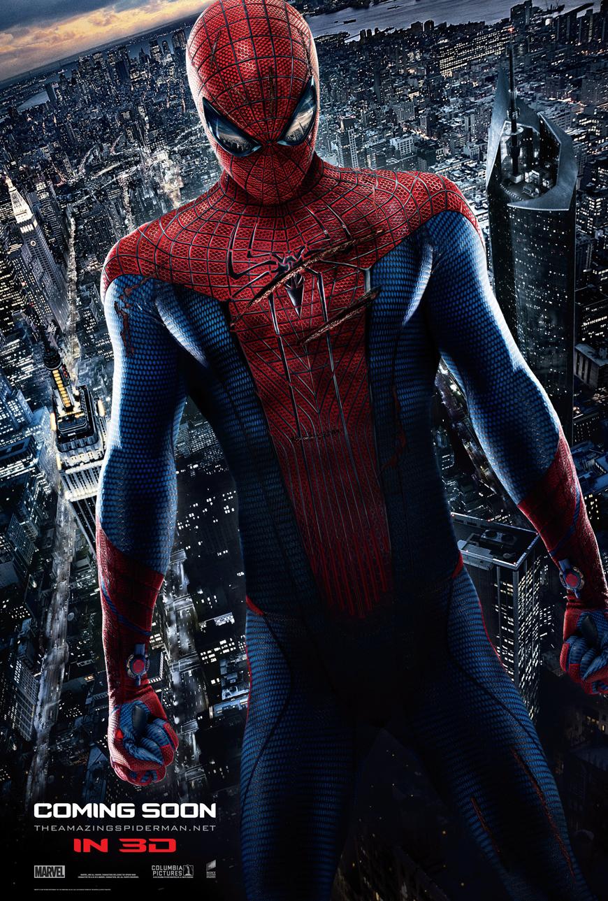 39 the amazing spider man 39 trailer 3 - New spiderman movie wallpaper ...