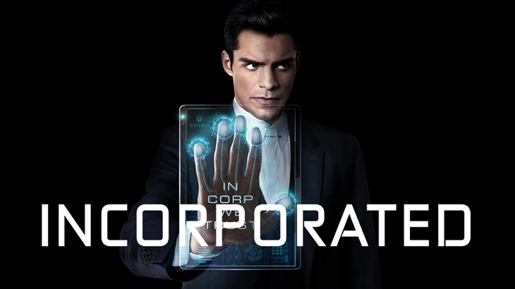 Sean Teale protagoniza 'Incorporated', serie de Syfy