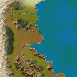 Mapas rol - Mapa de mundo - Continente