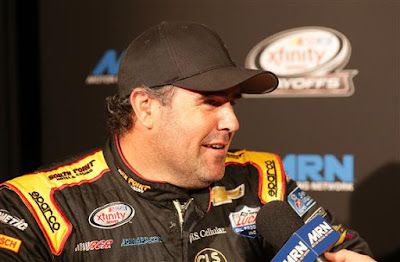 Brendan Gaughan - 2017 #NASCAR XFINITY Series Playoffs Media Day Photos