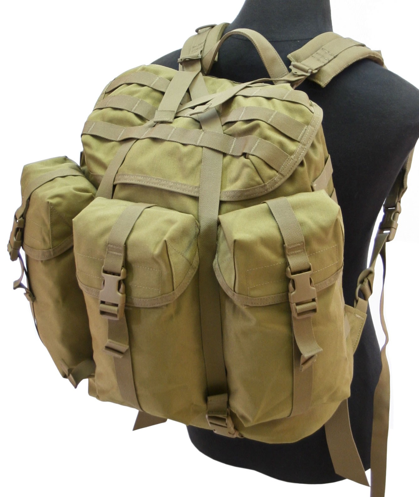 Backpack made in USA or the Far East  Military and Tactical Gear ... 45ab8f545b62a