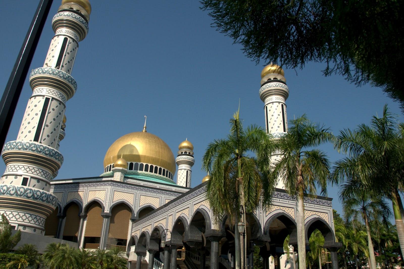 Downtown Bandar Seri Begawan Brunei Darussalam Stock Photo ... |Bandar Seri Begawan Brunei Darussalam