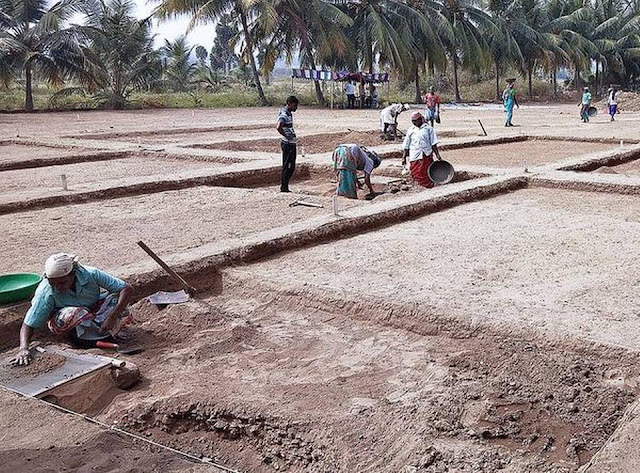 Excavations at Tamil Nadu's Kodumanal village unearth more ancient objects