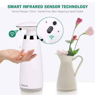 Wimaha Automatic Sensor Soap Dispenser