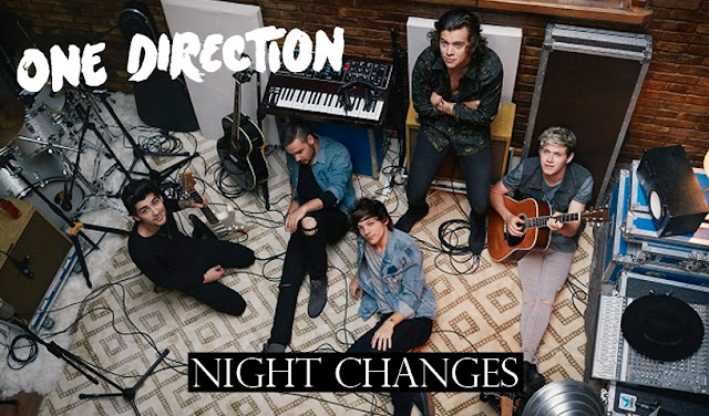 Night Changes Chords + Strumming Pattern - One Direction