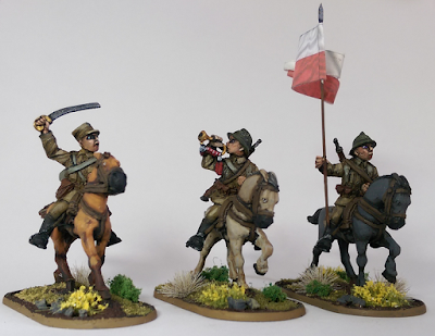 Polish Cavalry Miniatures WW2 HQ