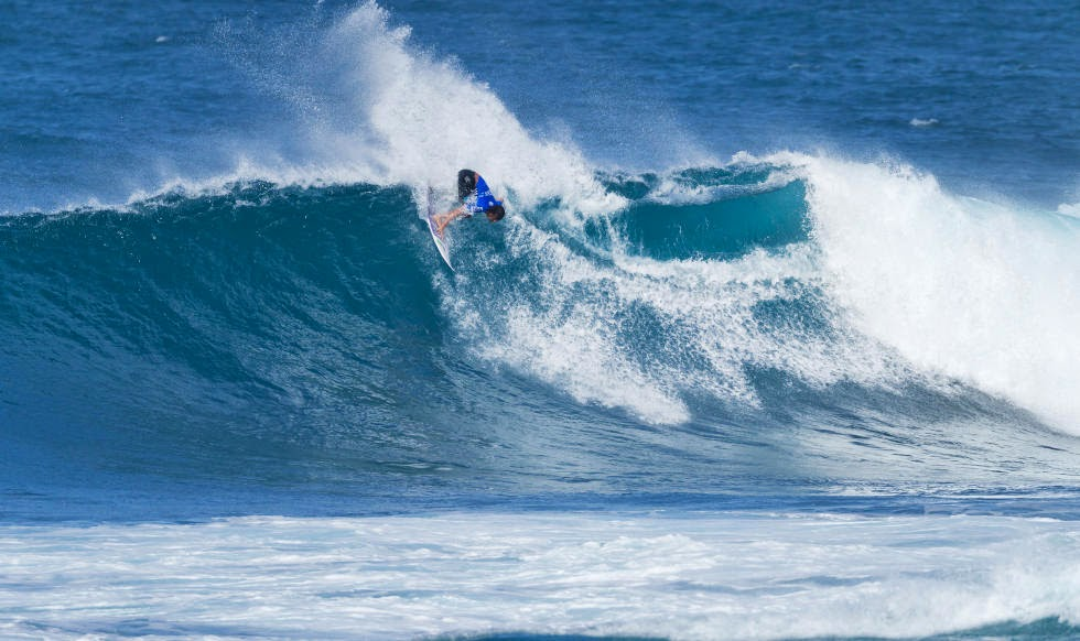 46 Vans World Cup of Sufing 2014 Connor O Leary Foto ASP