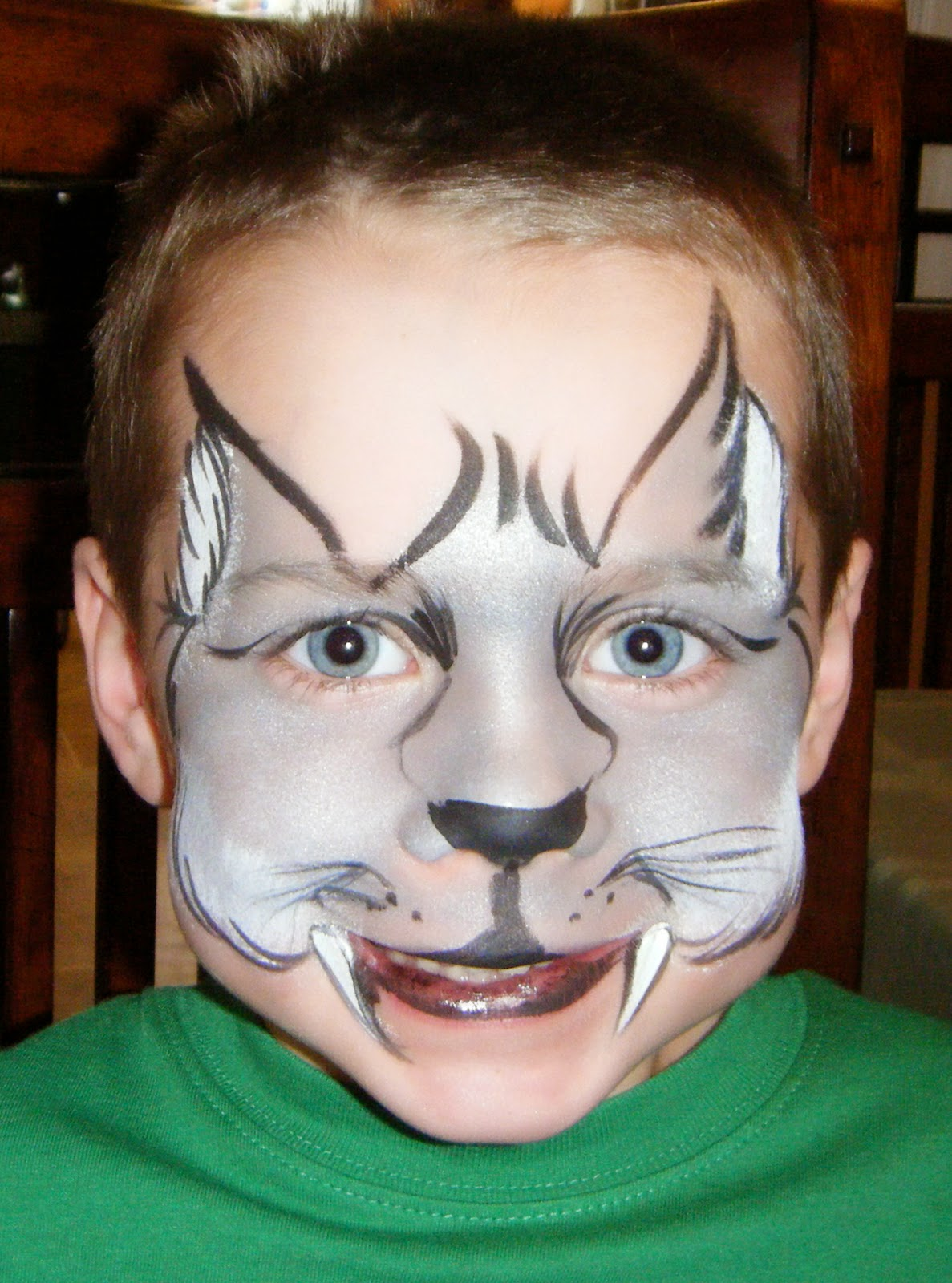 Grime Tattoo Artist >> Adventures of a Face Painter: Kids Are Funny