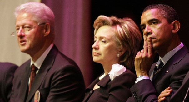 Barck Obama, Hillary Clinton and Bill Clinton advocated email security breaches and obstruction of justice