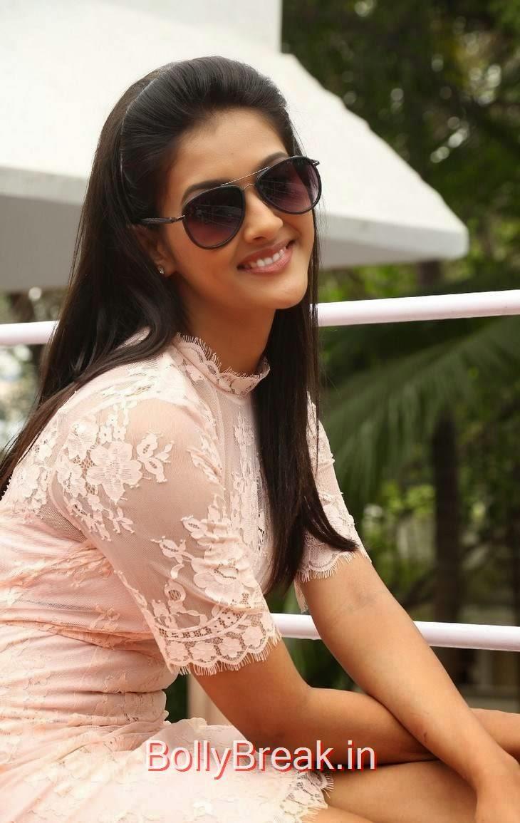 Pooja Jhaveri Photos At Bham Bolenath Success Meet
