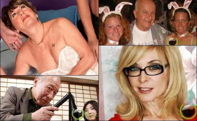 10 Bintang Porno Usia 50 Tahun Keatas yang masih terkenal di Dunia