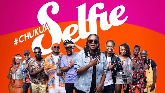Naiboi Ft. Starring Fena x Khaligraph Jones x Jua Kali & Nyashinski - Chukua Selfie