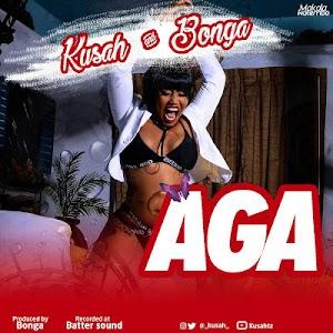 Download Mp3   Kusah & Bonga - Aga