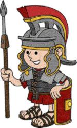 storia roma antica enciclopedia per ragazzi